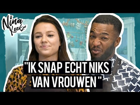 NINA WARINK & JAYH JAWSON over ZIJN RELATIES! | Nina Kookt! - CONCENTRATE VELVET