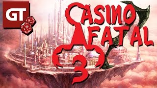 Thumbnail für GameTube Pen & Paper: Casino Fatal - Dungeons & Dragons #3 - Erstmal equippen