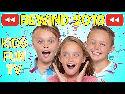 YouTube Rewind 2018: Kids Fun TV !