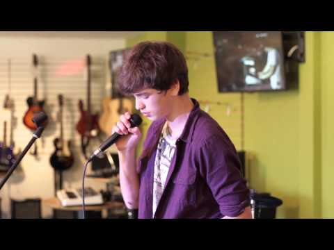 In Concert @ Creativ 2015 - Brennan Adams