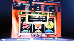happy fruits online slot, increase stake!