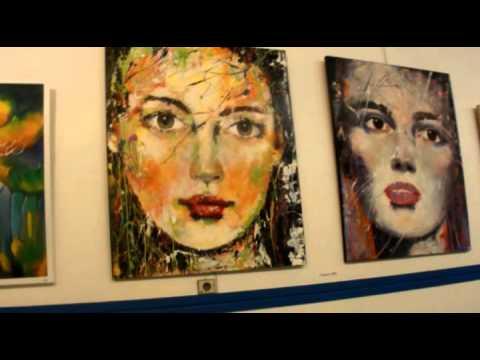 salon dautomne international luneville 2015 invit dhonneur DOUTRELEAU  YouTube