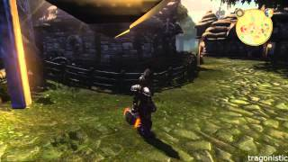 Fable Anniversary Armoured Weapons and Outfits Pack Dlc