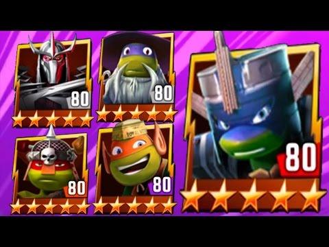 All New  L.A.R.P. Ninja Turtles ! Teenage Mutant Ninja Turtles: Legends