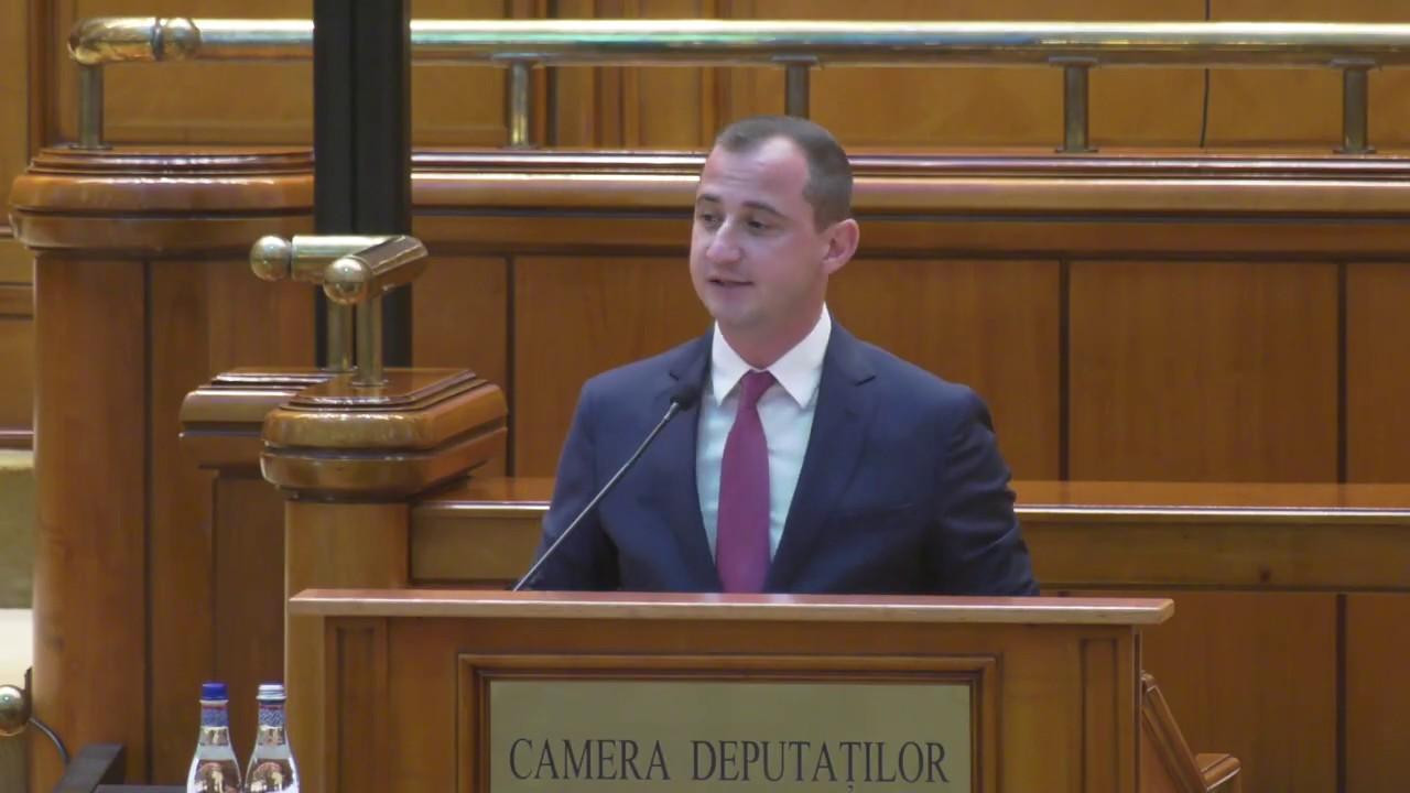 Discurs susținut de Alfred Simonis în plenul Parlamentului - 06.07 ...