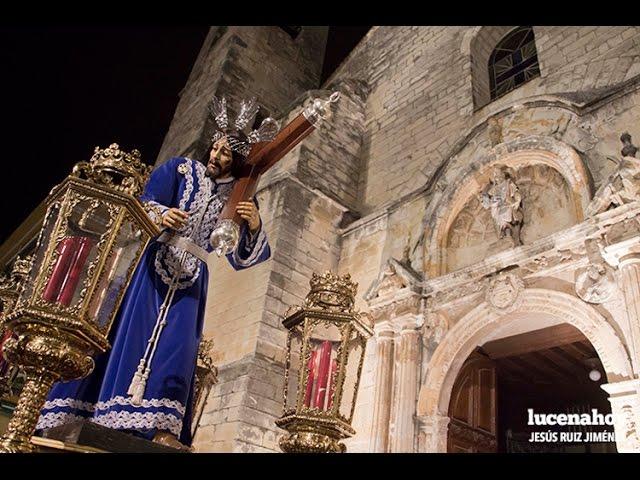 Vídeo: Viacrucis Crucificado de la Pasión, Jesús del Valle y Cristo del Amor