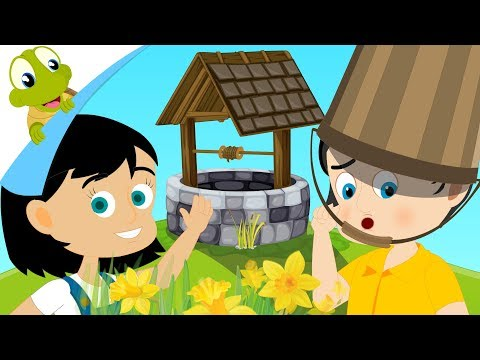Jack and Jill went up the Hill | Nursery Rhymes and Kids Songs