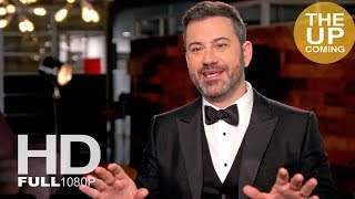Jimmy Kimmel opens up on re-hosting the Oscars interview