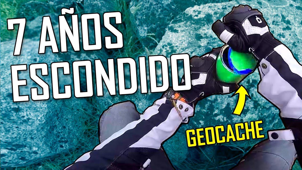 ENCONTRANDO TESOROS PERDIDOS - Geocaching IV