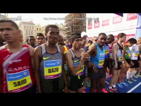 2017 Prague marathon