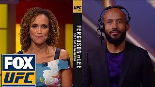 Demetrious Johnson talks about his record-setting performance at UFC 216 | Interview | UFC216