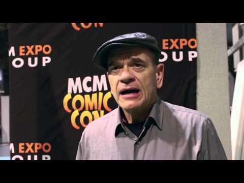 Robert Picardo Interview @ MCM Comic Con Glasgow