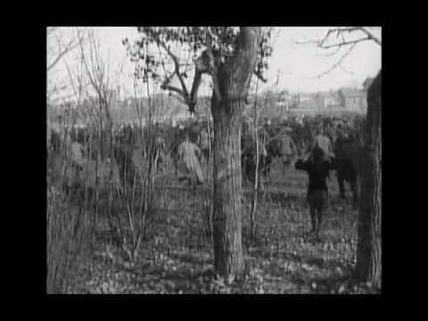 Strike / Stachka - Sergei Eisenstein - 1925  (slaughter scene)