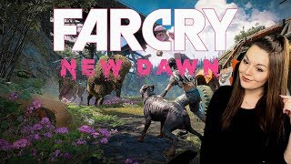 NAJLEPSZE DUO EVER ( ͡° ͜ʖ ͡°) FAR CRY NEW DAWN  #LIVE - Na żywo