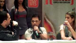 Zeze & Luciano en Paraguay 10 Nadia La Kchorra
