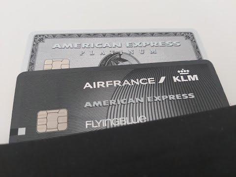 Carte American Express Platinum Classique Ou Air France KLM, Laquelle Choisir ?