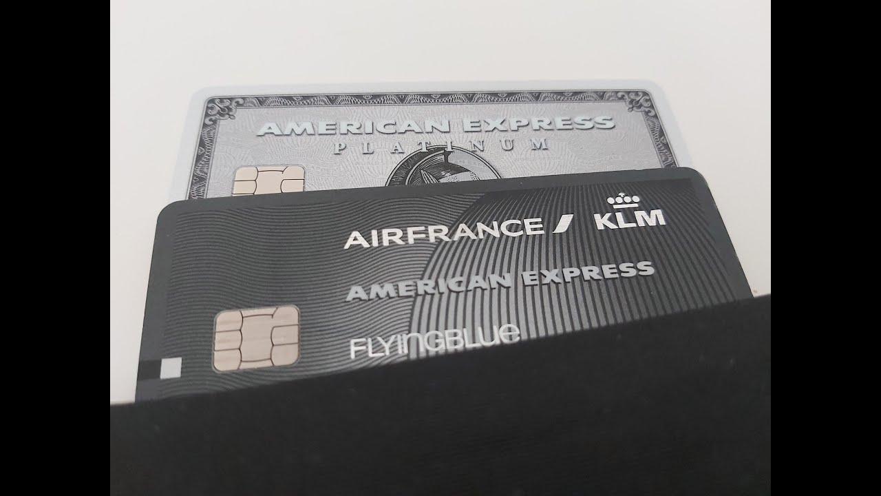 Carte American Express Pro.Carte American Express Platinum Classique Ou Platinum Air France Klm Laquelle Choisir