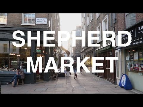 Shepherd Market Wine House Mayfair London