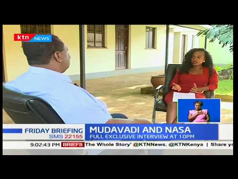 NASA Co-principal Musalia Mudavadi reveals how Jubilee Government is trying to woo him over