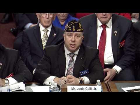 American Legion: Joint Senate & House VA Committee Hearing