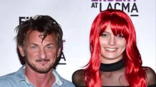 Sean Penn and New Girlfriend Leila George D'Onofrio Make Red Carpet Debut