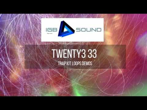 Twenty3 33 Trap Kit Loops Demo - 20 Trap Construction Kits