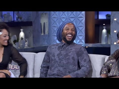FULL INTERVIEW: Ziggy Marley on His Dad and Music – Part 1