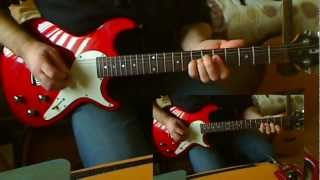 Yes ~ Owner Of A Lonely Heart ~ Guitar Solo With Guitar Harmonizer by Trevor Rabin