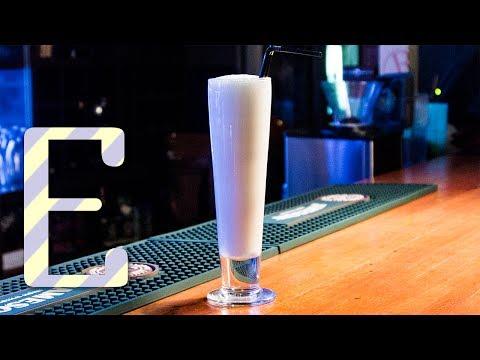 джин физ коктейль рецепт