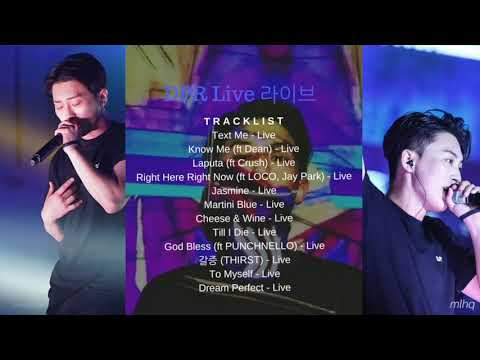 DPR LIVE (디피알 라이브) / artist playlist