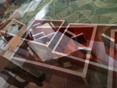 Фацет на заказ MetallSteklo.ru, скошенный край зеркала