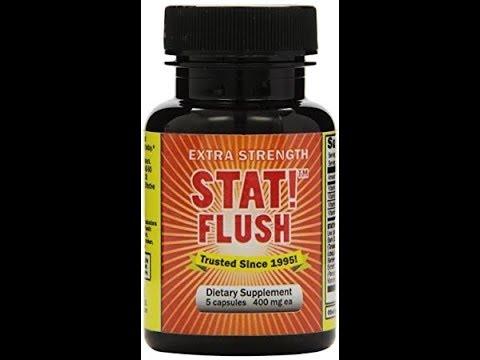 Stat Flush 5 Capsules Youtube