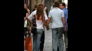 touching clips- Jennifer Aniston and Brad Pitt