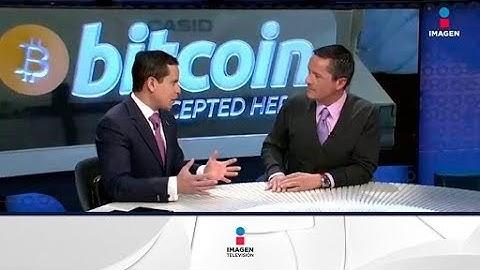 Qué es una Criptomoneda (BITCOIN) y cómo funciona | Noticias con Francisco Zea