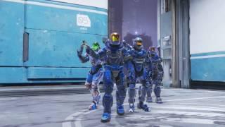Halo 5 Guardianes - La primera partida de SWAT en el canal