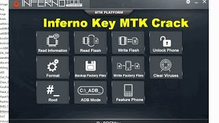 Inferno Key MTK Crack - How to Install and Download Link