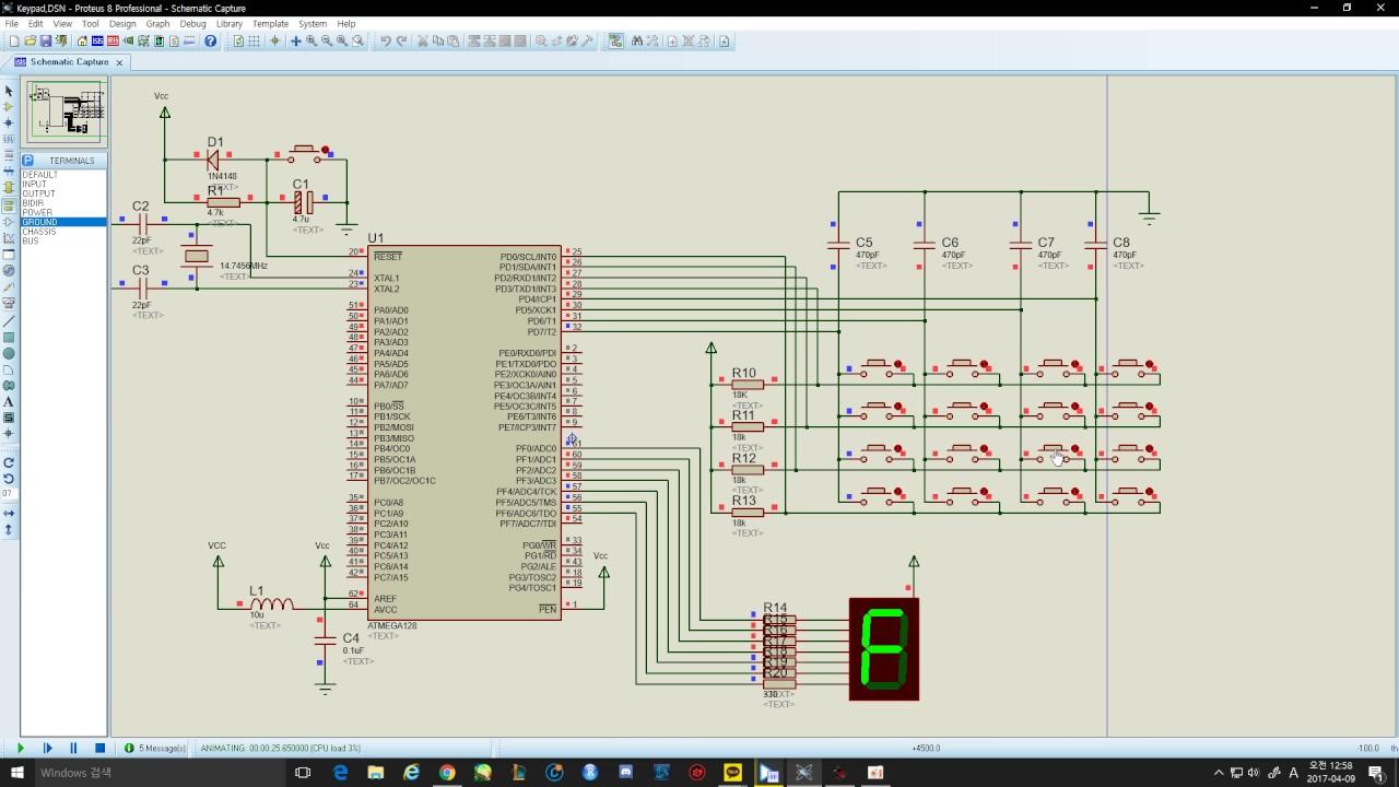 Ultimo Schematic Capture - Circuit Connection Diagram •