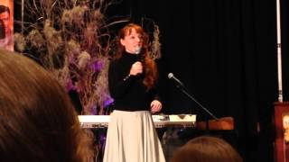 chicon 2015 Ruth Connell on teenage Crowley Fergus