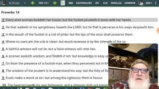 Proverbs Ch 14