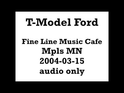 T-Model Ford 2004-03-15