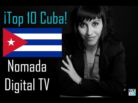 Nomada Digital TV Top 10 CUBA