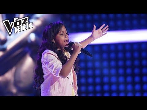 Mariangeles canta Yo Me Cuido Sola – Rescates | La Voz Kids Colombia 2018