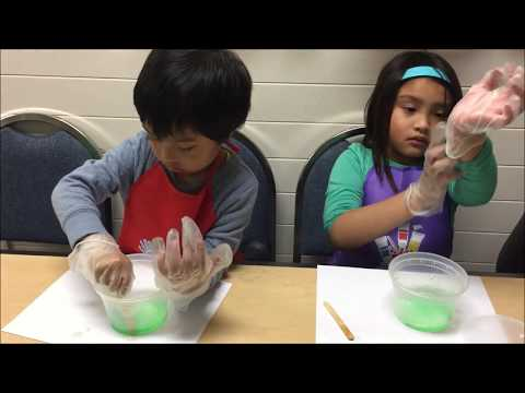 Slime from Dollar Tree!