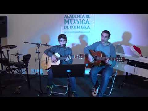 Guilherme Curto Guitarra Prof Miguel Luis O Que La Vai DAMA DEZ 2017