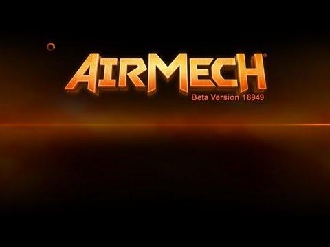 AirMech First Look in Romana