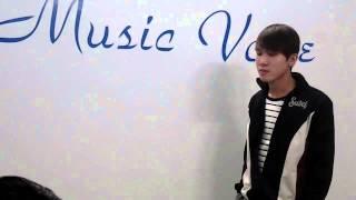 Để lại mùa đông - Học hát Karaoke - Trung tâm âm nhạc MusicVoice
