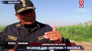 Sicarios con uniforme y mochila: asesinatos por cupos en Trujillo