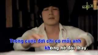 karaoke vi sao lai the - khanh phuong.vob