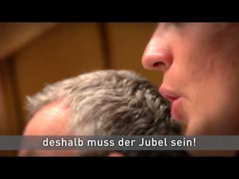 Ode an die Eintracht Frankfurt (komplett mit Text) HD - Sinfonieorchester HR