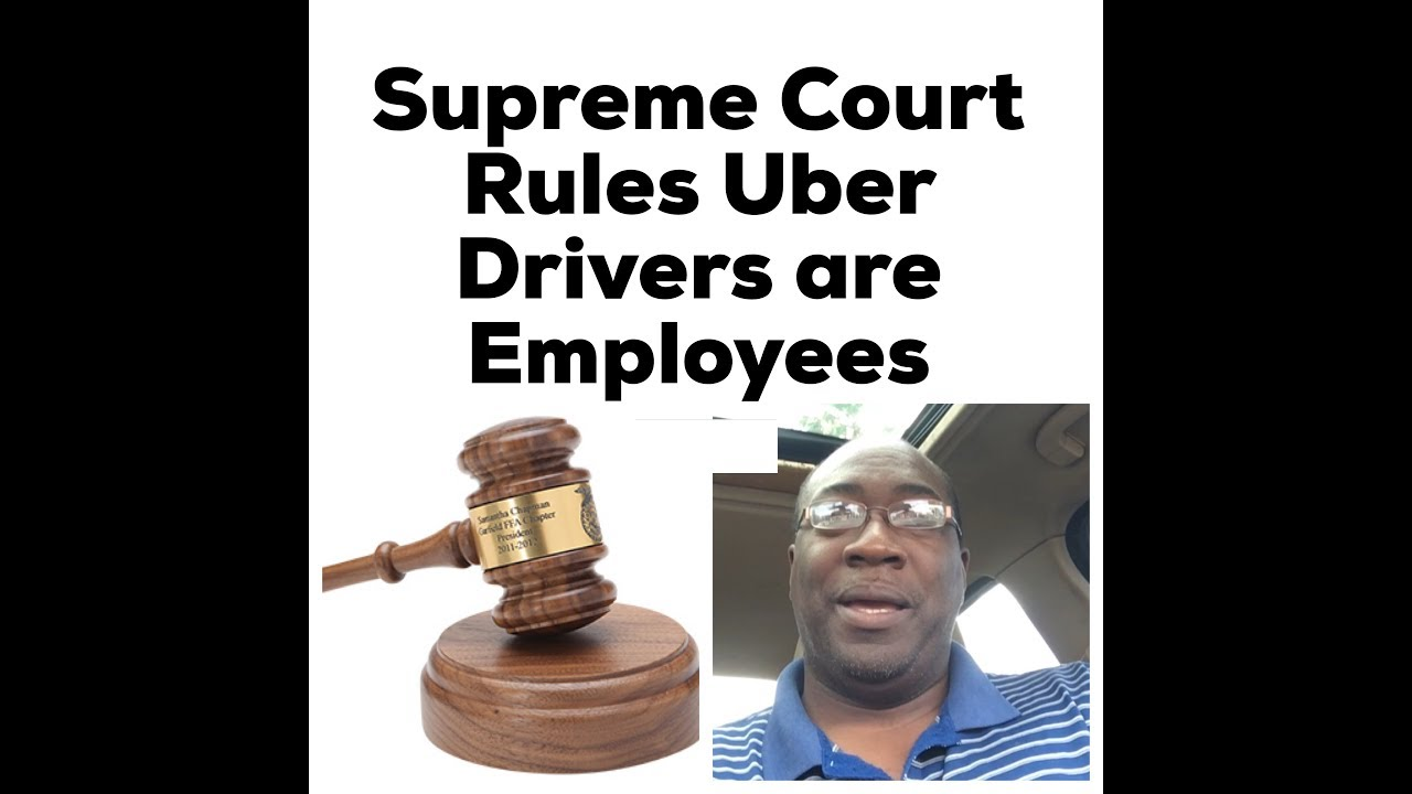 Uber Drivers Court Rules in Favor of You